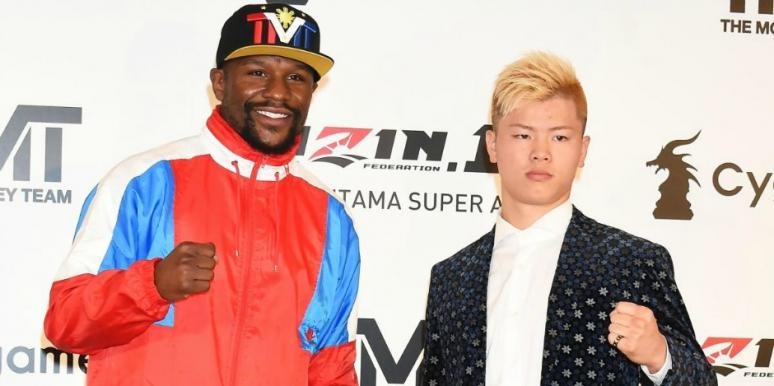 Who Is Tenshin Nasukawa? New Details On The Boxer Defeated By Floyd Mayweather