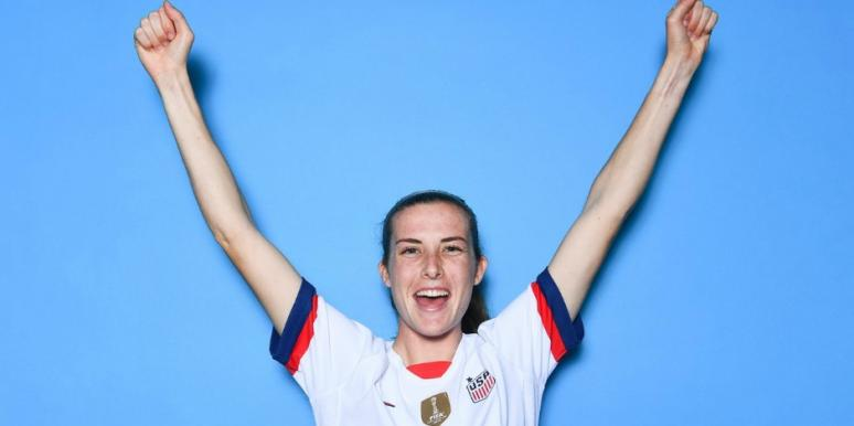 Who Is Tierna Davidson? New Details On The U.S. Women's Soccer Defender Competing In The World Cup