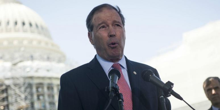 Who Is Tom Udall's Wife? New Details On Jill Cooper