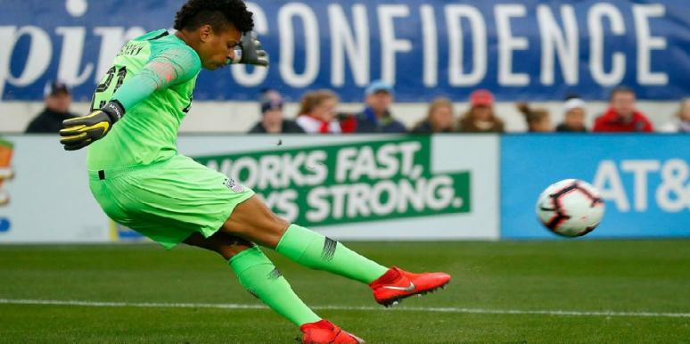 Who Is Adrianna Franch? New Details On The U.S. Women's Soccer Third Goalkeeper Competing In The World Cup