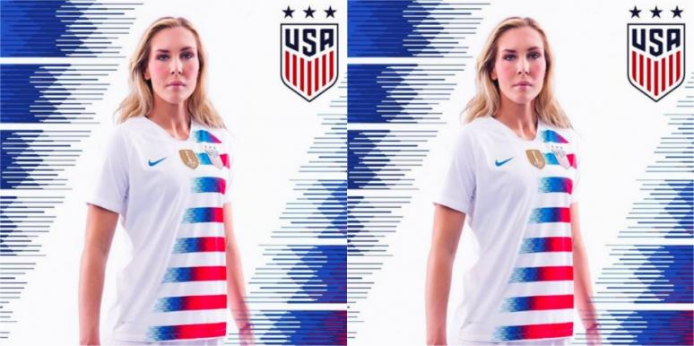 Who Is Allie Long? New Details On The U.S. Women's Soccer Midfielder Competing In The World Cup