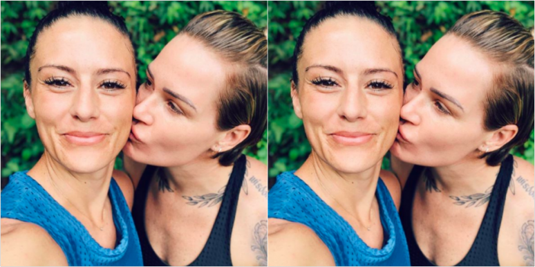 76f27036c New Details About The Soccer Star Who Just Got Engaged To Fellow Soccer  Star Ali Krieger