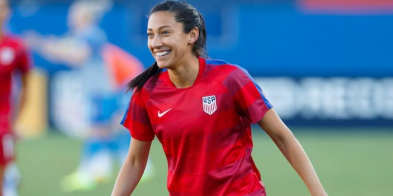 Who Is Christen Press? New Details On The U.S. Women's Soccer Forward Competing In The World Cup