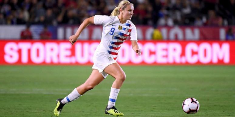 Who Is Lindsey Horan? New Details On The U.S. Women's Soccer Midfielder Competing In The World Cup