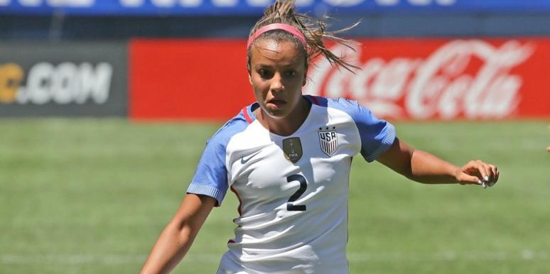size 40 7090c f9f86 Who Is Mallory Pugh? New Details On The U.S. Women's Soccer ...