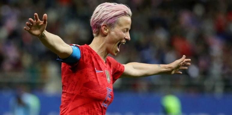 Who Is Megan Rapinoe? New Details On The U.S. Women's Soccer Captain And Forward Competing In The World Cup