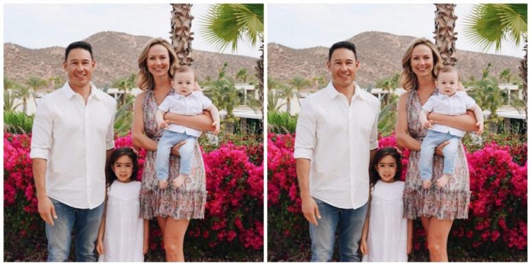 Who Is Stacy Keibler's Husband? New Details On Jared Pobre And Their Baby New