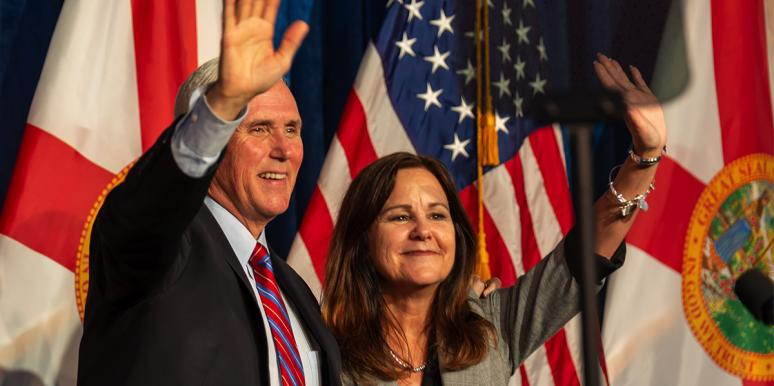 Who Is Mike Pence's Wife? New Details On Karen Pence