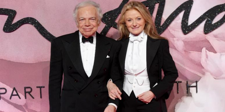 Who Is Ralph Lauren's Wife? New Details On Ricky Lauren, Their Marriage, And His New HBO Documentary 'Very Ralph'