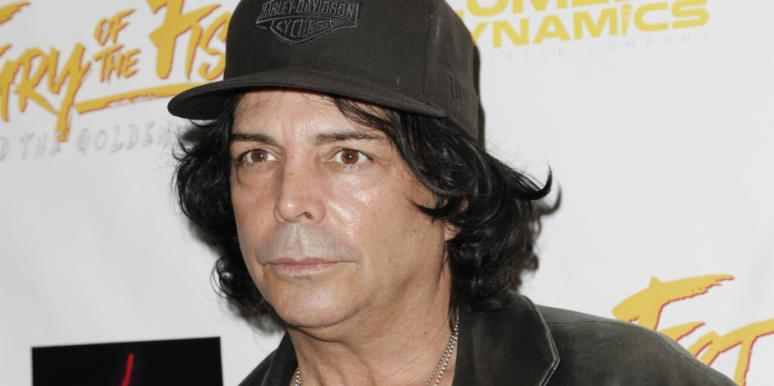Who Is Richard Grieco? New Details On '21 Jump Street' Star Who Broke Down After Arrest For Public Intoxication