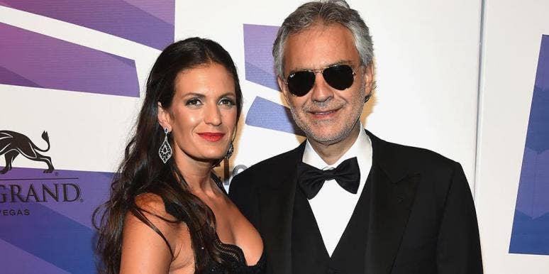 Who is Andrea Bocelli's wife, Veronica Berti