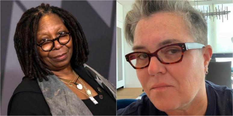 Why Are Rosie O'Donnell And Whoopi Goldberg Feuding? New Details On Heated Tension On The Set Of 'The View'