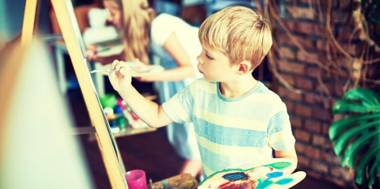 Why Art Therapy For Kids Is More Than Just Arts & Crafts