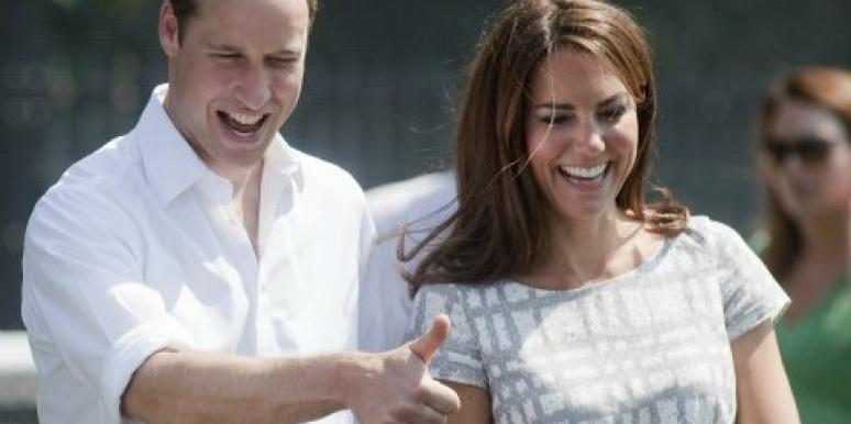 Prince William Kate Middleton Olympics