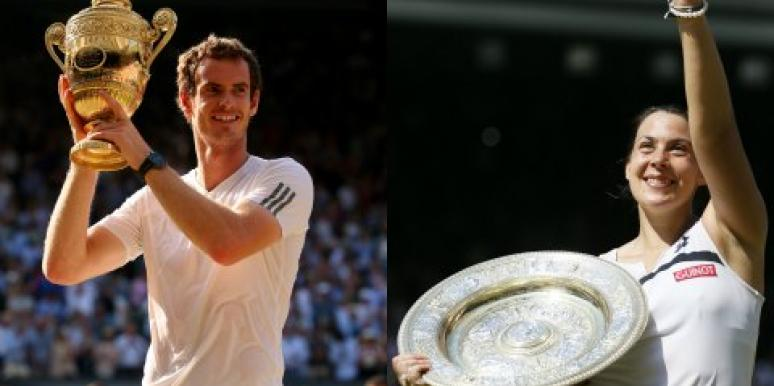 Parenting Advice From Andy Murray & Marion Bartoli Of Wimbledon