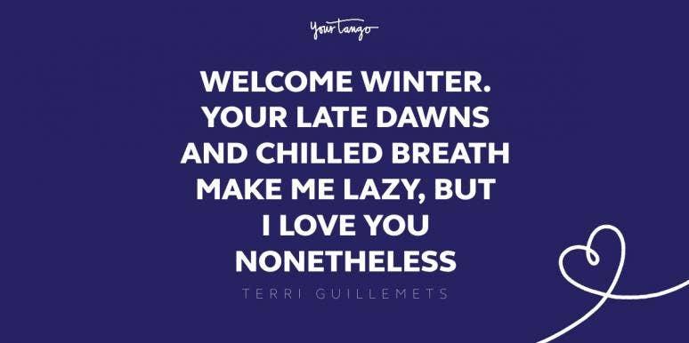 winter solstice quotes