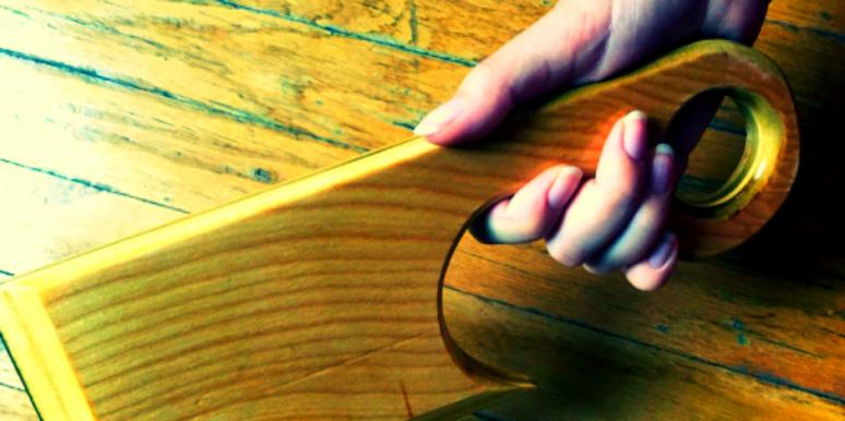 Funkit Wooden Paddle Can Handle The Spanks (Review)