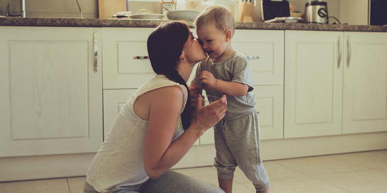 The Worst Thing About Motherhood Is Also The Most Painful Thing To Admit