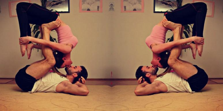 5 Reasons Yoga Is Your Sex Life's Saving Grace