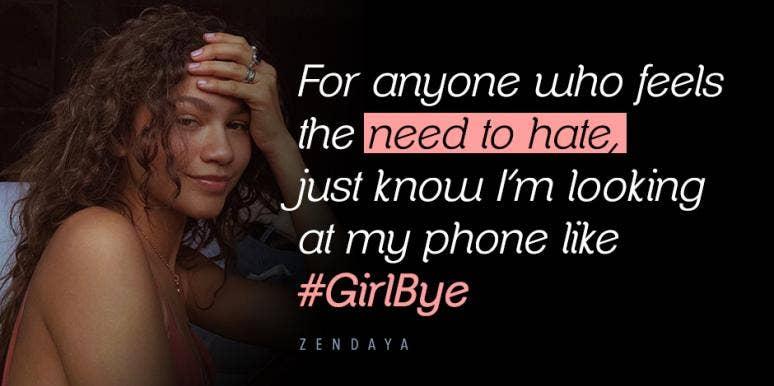 Unapologetic Zendaya Quotes Inspirational Motivational