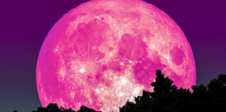 he Pink Full Moon In Scorpio April 26th - 27th Improves Relationships For 4 Zodiac Signs