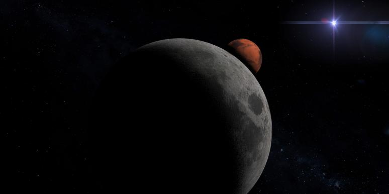 3 Zodiac Signs Whose Love Life Improves During The Moon Conjunct Mars August 9th, 2021