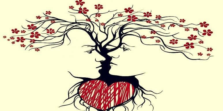 heart tree.
