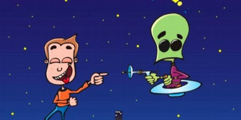 humiliated alien