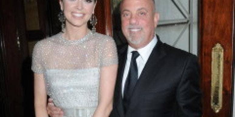 Billy Joel and Katie Lee