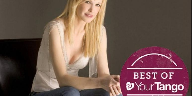 Q&A With Cold Case's Kathryn Morris