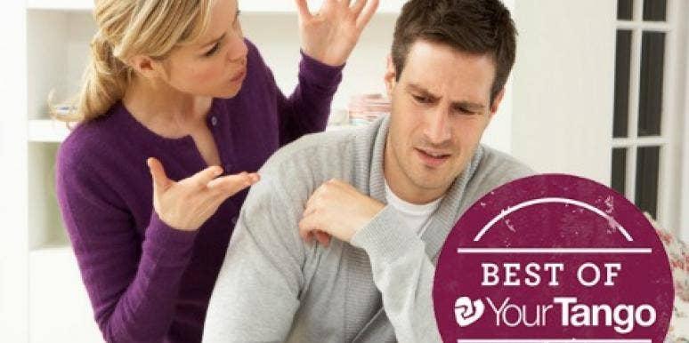 Handling A Partner's Unhealthy Habit