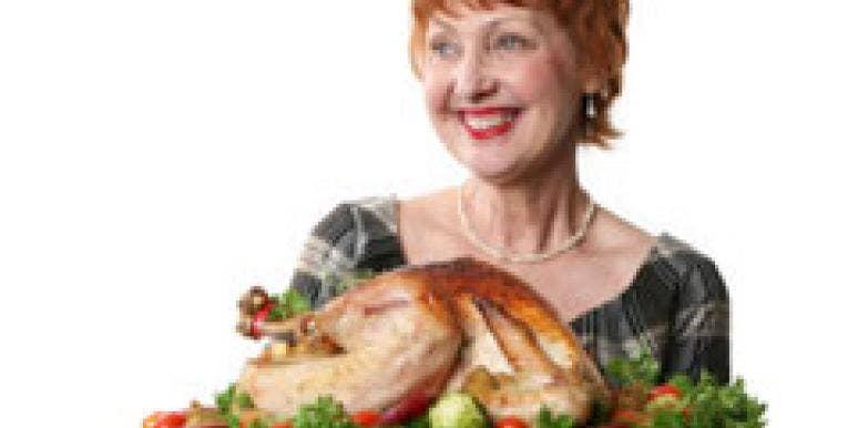 nosy family thanksgiving