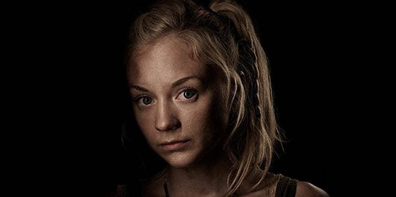 Emily Kinney as Beth Greene on 'The Walking Dead' AMC