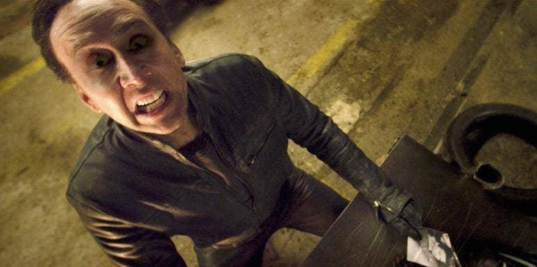Nicolas Cage from Ghost Rider: Spirit of Vengeance