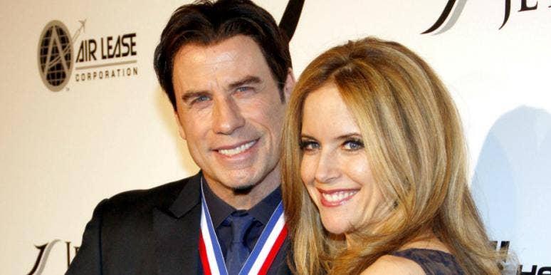 20 Celebrity Parents Whose Children Died john travolta