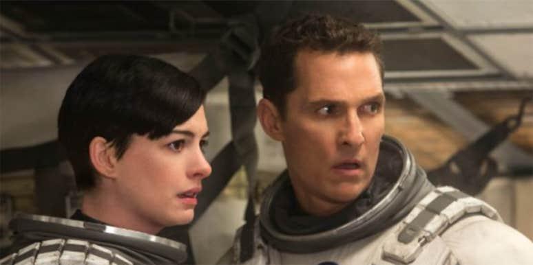 Oscar Nominations, Academy Awards, Interstellar