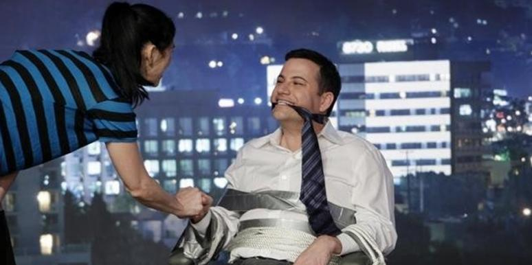 Sarah Silverman Jimmy Kimmel IMDB