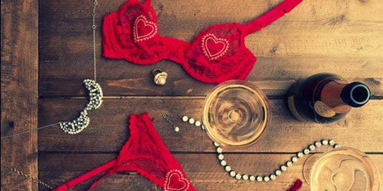 Sexy valentine day gifts