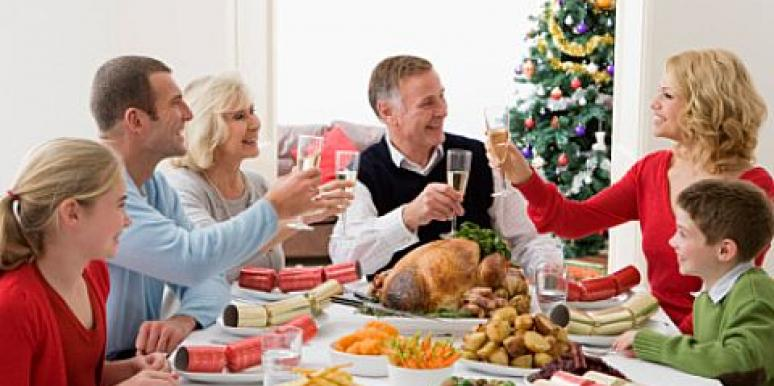 Tips for Surviving the Holidays with HIS Family