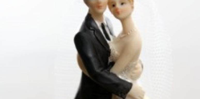 Wedding figurines