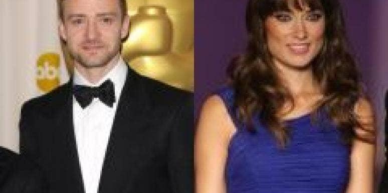 Justin Timberlake and Olivia Wilde