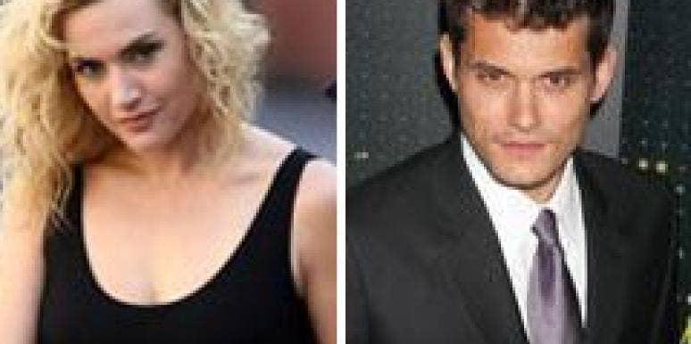 Kate Winslet and John Mayer