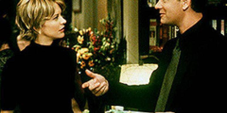 Tom Hanks and Meg Ryan in You've Got Mail