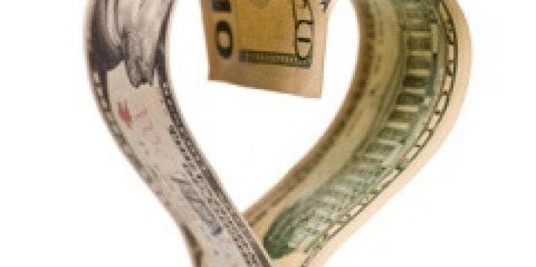 money heart