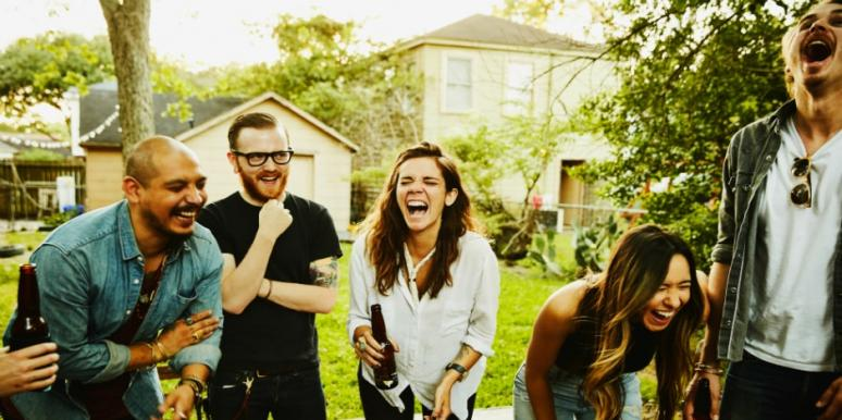 What It Really Means When Someone Wants To Be Friends With Benefits