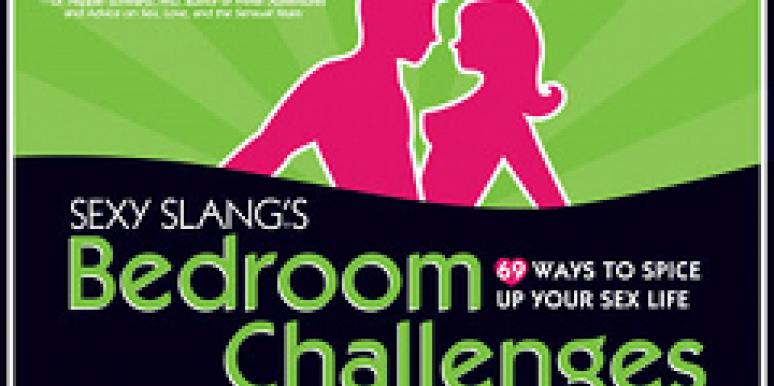 The book: Sexy Slang's Bedroom Challenges.