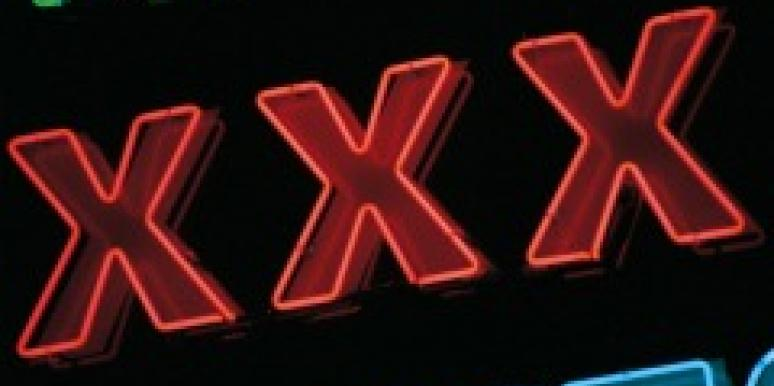 Triple X sign