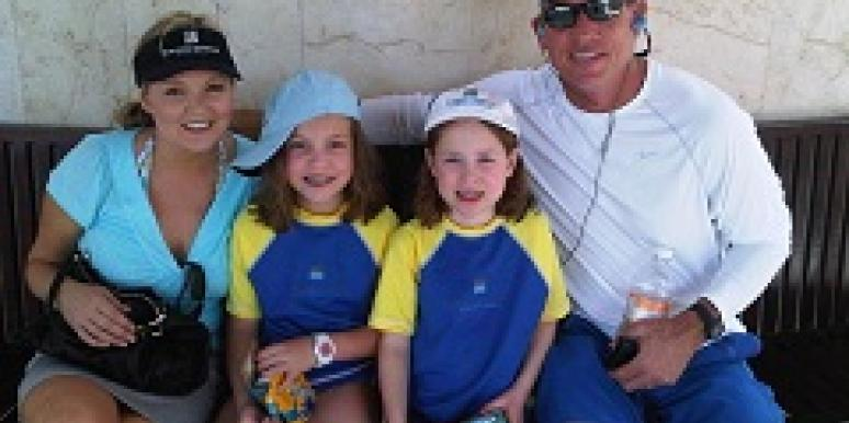 Troy Aikman and Family
