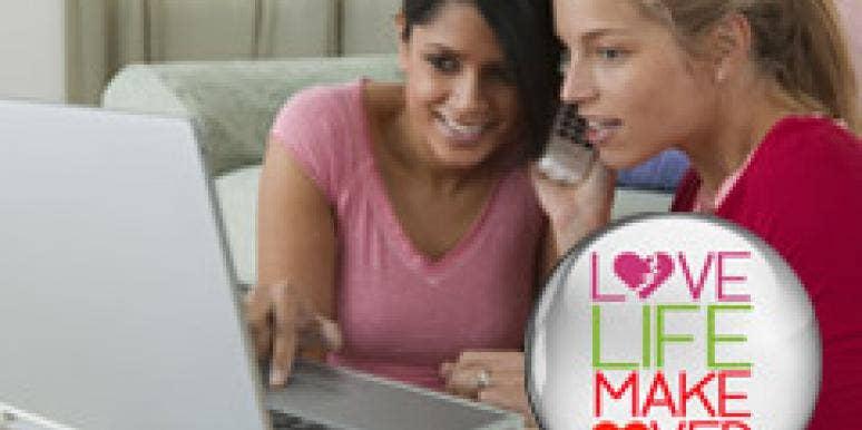 friends online dating together