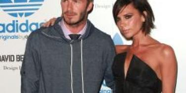 Victoria and David Beckham expect a daughter
